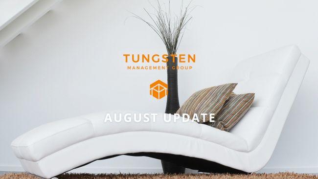 Tungsten Management Group Update Part Thirty Three