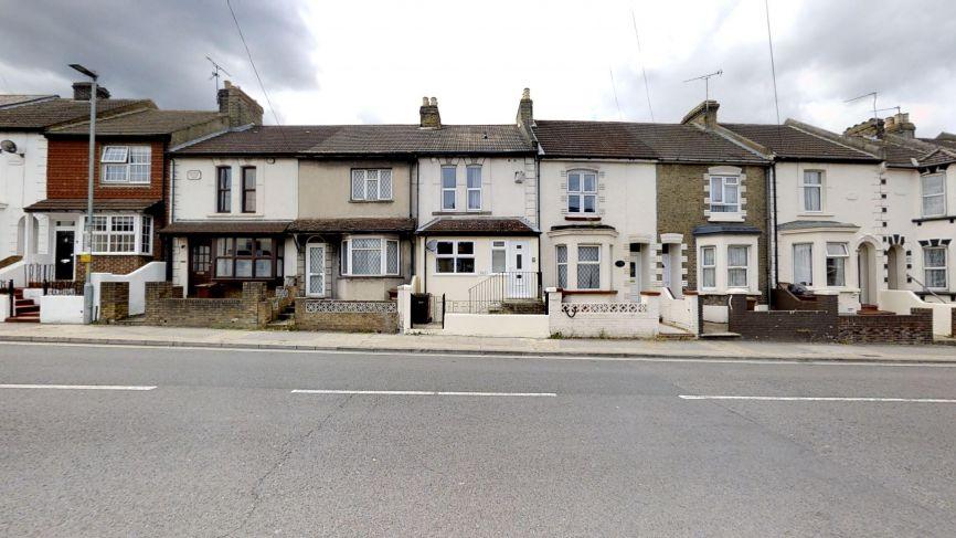 Canterbury Street, ME7