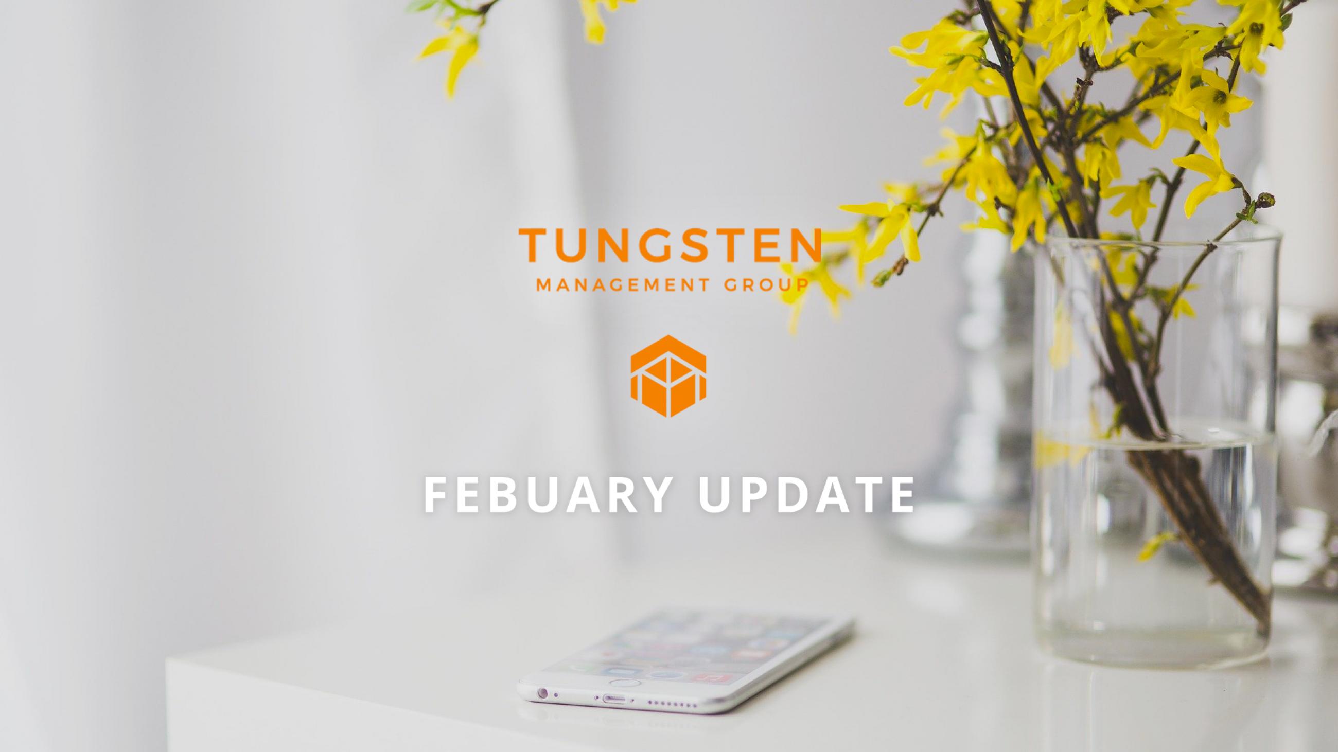 Tungsten Management Group Update Part Twenty Seven