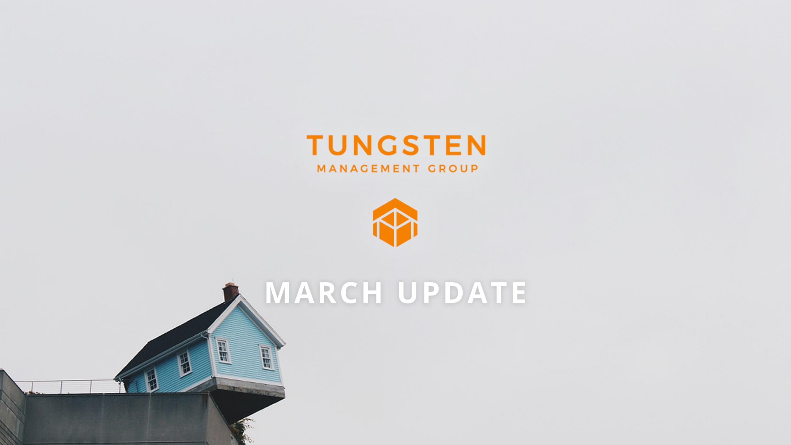 Tungsten Management Group Update Part Twenty Eight