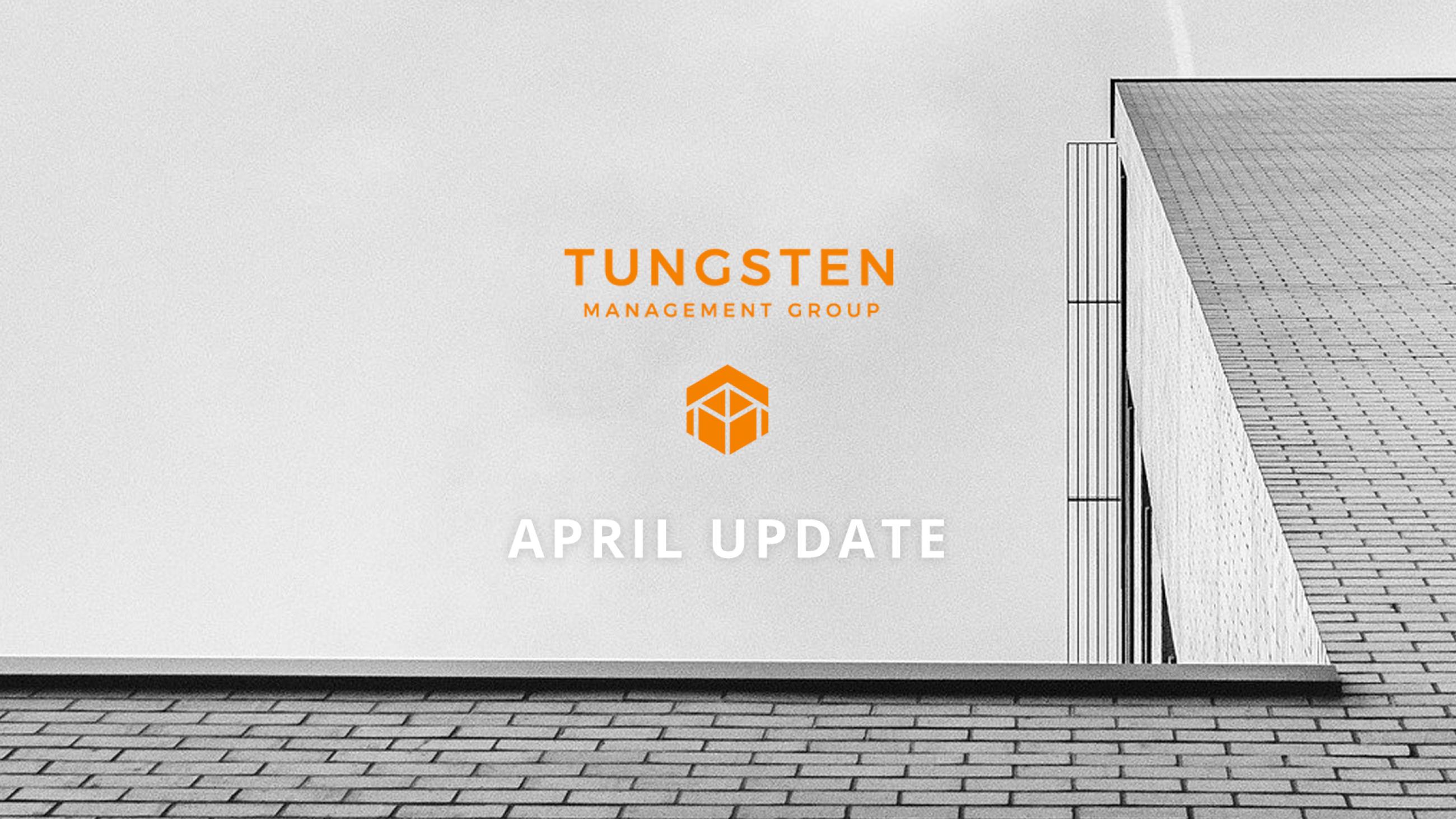 Tungsten Management Group Update Part Twenty Nine
