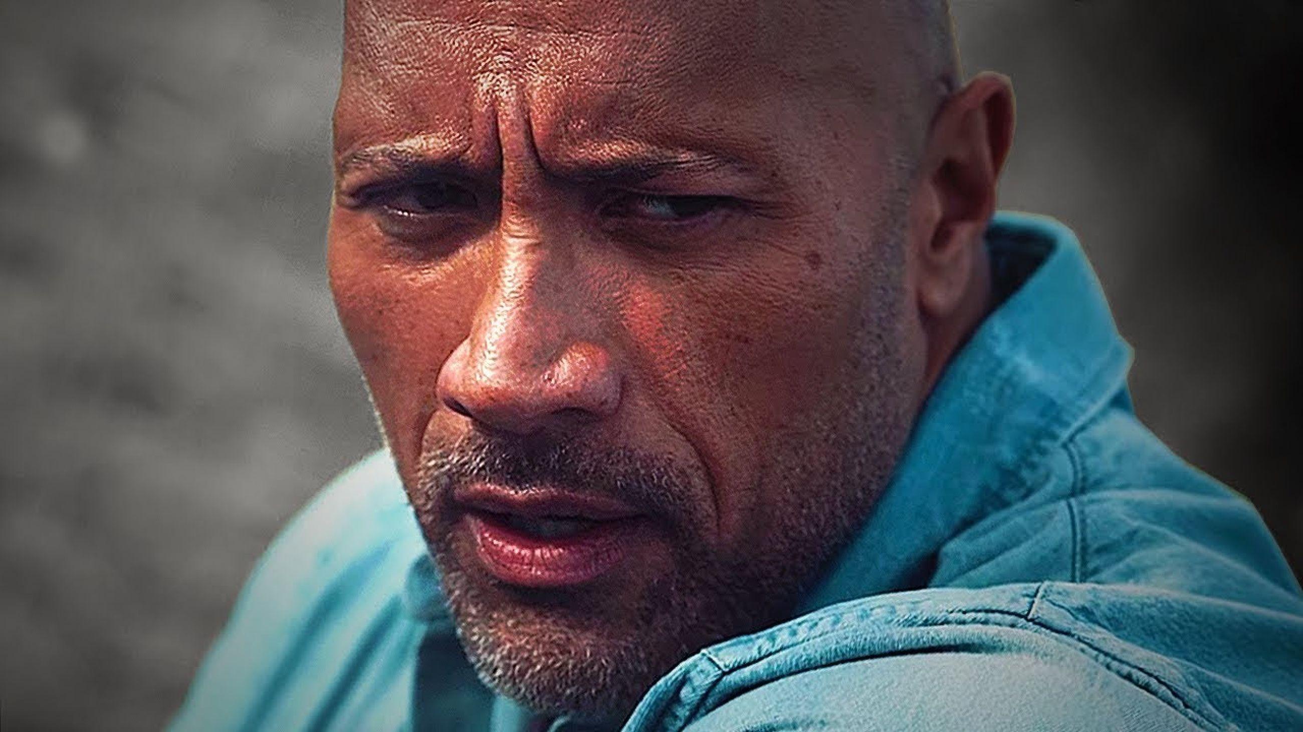 Dwayne Johnson - The Wake Up Call