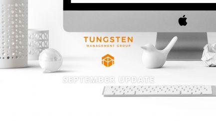 Tungsten Management Group Update Part Thirty Five